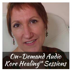 Audio Sessions for Kore HealingSM available on demand